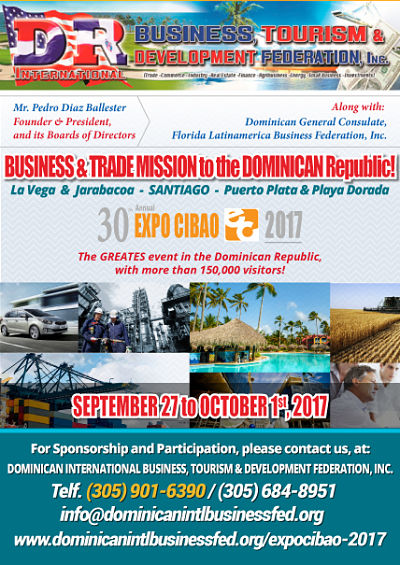 Business And Trade Mission to the Dominican Republic